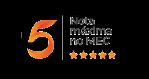 Selo nota maxima Mec